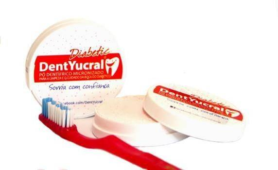 Pudra dentara pentru diabetici DentYucral Diabetic thumbnail