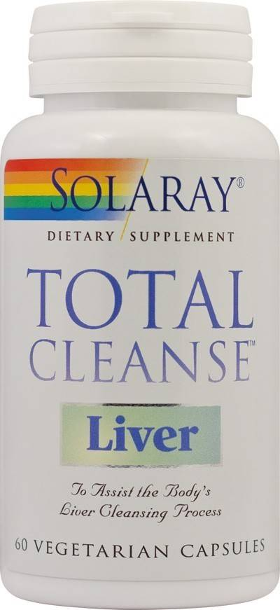 TOTAL CLEANSE LIVER 60CPS thumbnail