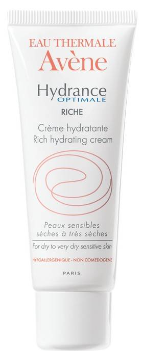 avene hydrance optimale riche crema hidratanta 40ml
