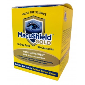 MacuShield GOLD 90 CPS