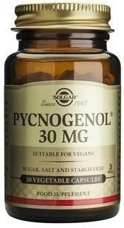 pycnogenol 30mg veg.caps 30cps solgar