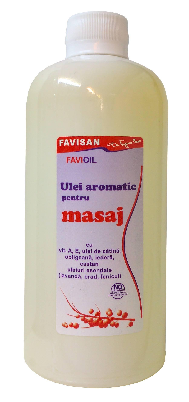 ulei masaj relaxant 500ml