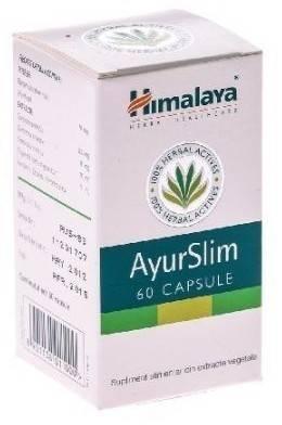 AyurSlim 60cps Himalaya thumbnail