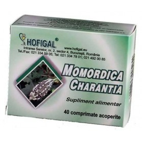 Momordica charantia 40cpr