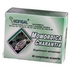 MOMORDICA CHARANTIA 40 CPR