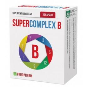 SUPER B-COMPLEX 30CPS