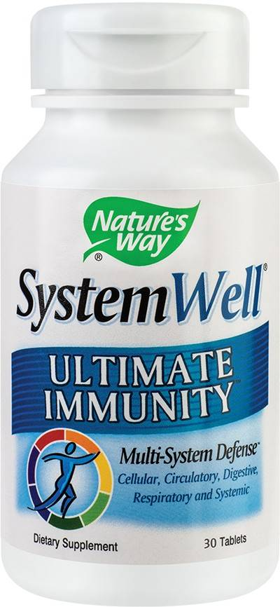 system well ultimate immunity 30tb