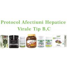 Protocol Afectiuni Hepatice Virale Tip B,C