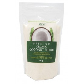 FAINA DE COCOS Certificata Organic 1kg Fara Gluten (Paleo)