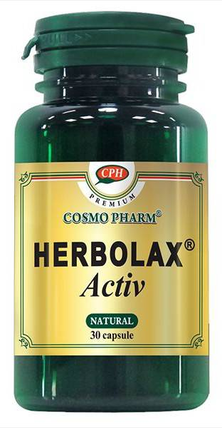 herbolax activ natural 30cps