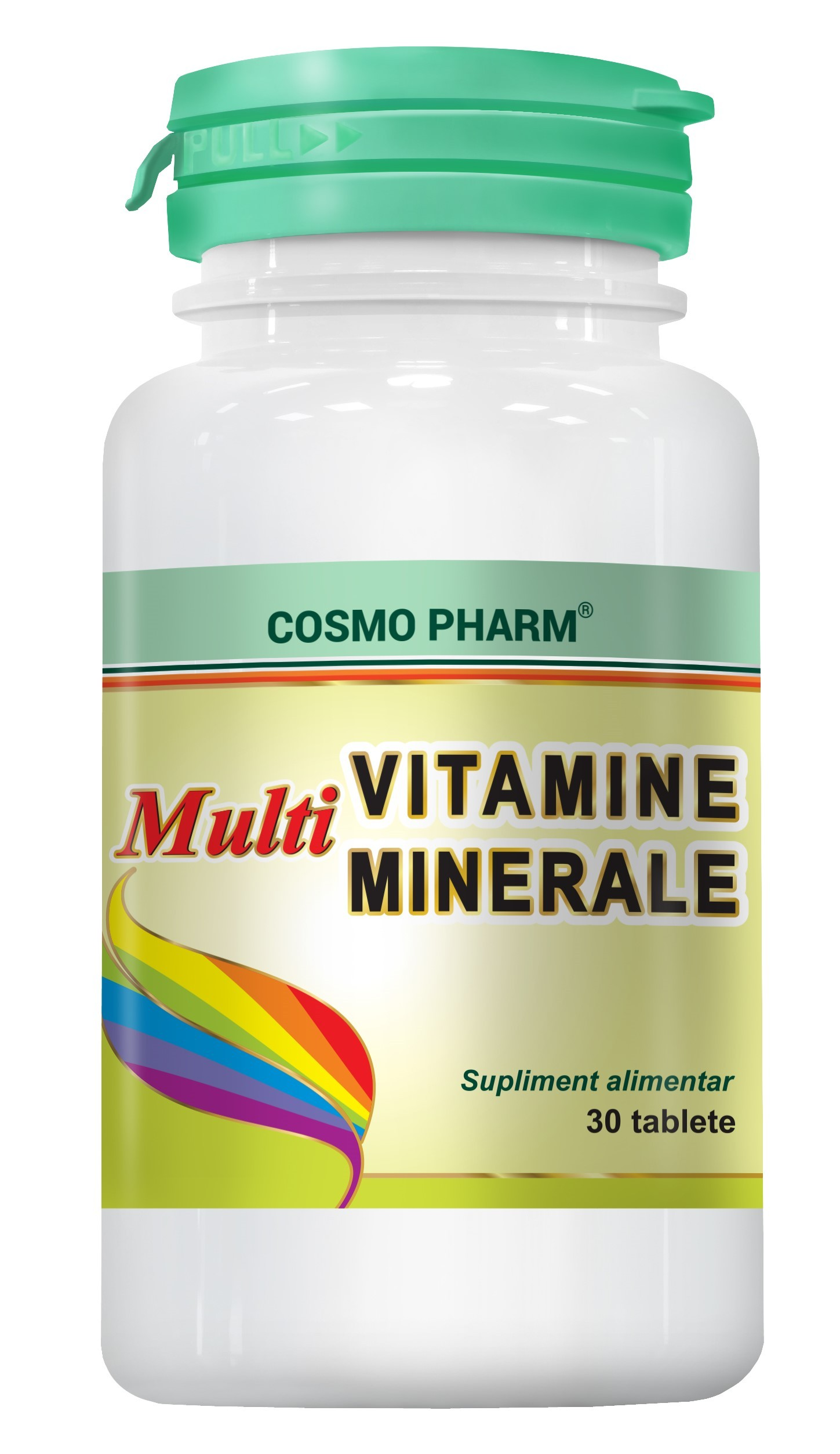 MULTIVITAMINE - MINERALE 30CPS thumbnail