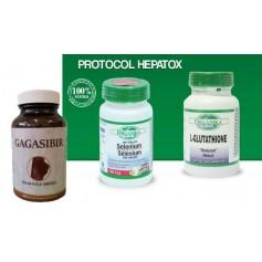 PROTOCOL HEPATOX - DETOXIFIERE FICAT