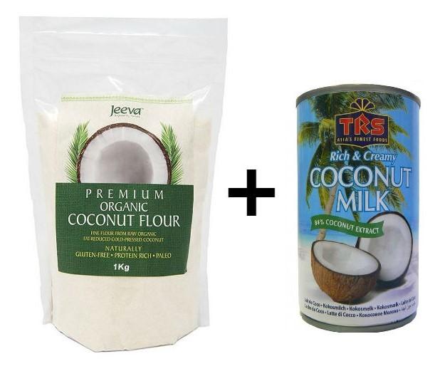 Pachet Lapte de cocos