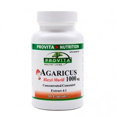 AGARICUS 1000MG 90 CPS