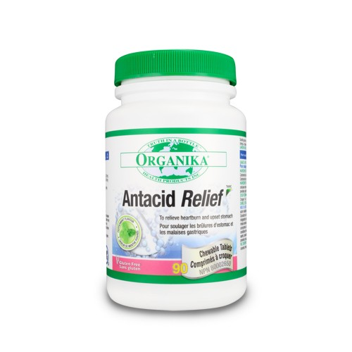 antacid natural 90tab