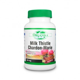 MILK THISTLE 90 CPS 200MG