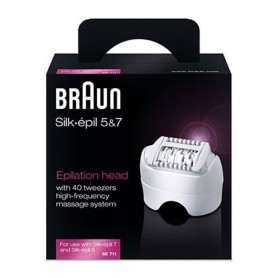 BRAUN - REZERVA EPILATOR SE711