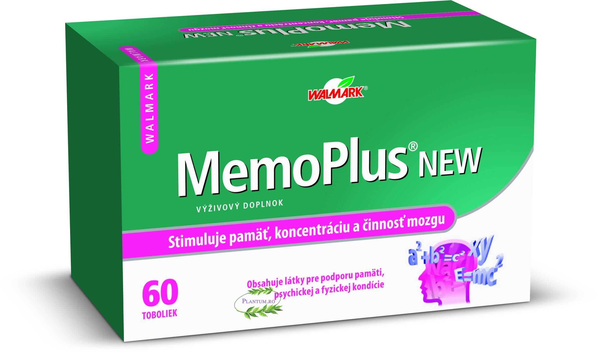 memo plus energizer 60caps