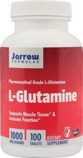 L-GLUTAMINE 1000mg 100 CPS thumbnail