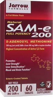 sam-e 200mg 60cpr