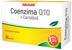 COENZIMA Q10 CARNITINA 30TB + OMEGAPRIM 10TB(CADOU) thumbnail