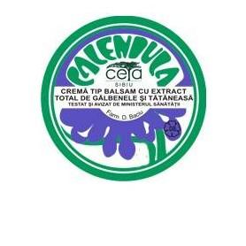 UNGUENT GALBENELE+TATANEASA 40GR CETA