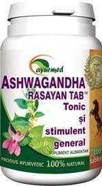 ASHWAGANDHA RASAYAN TAB 100TB (GINSENG INDIAN) thumbnail
