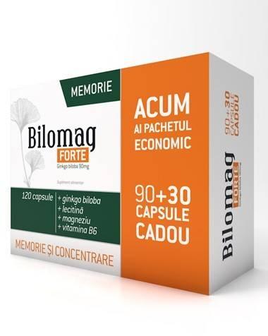 BILOMAG FORTE 90CPS + 30CPS CADOU (MEMORIE) thumbnail