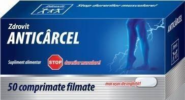 ANTICARCEL 50 CPR ZDROVIT thumbnail