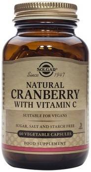 Cranberry Extract with Vit. C veg.caps 60s thumbnail
