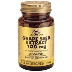 Grape Seed Extract 100mg veg.caps 30s SOLGAR