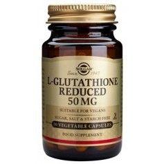 L-GLUTATHIONE 50mg veg.caps 30s SOLGAR