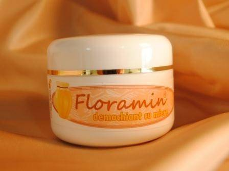 floramin - demachiant cu miere