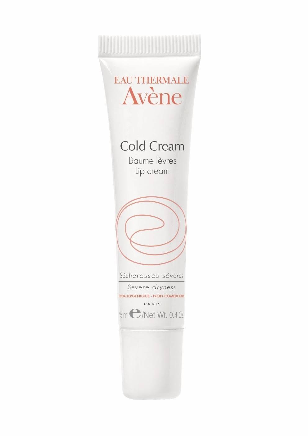 avene cold cream balsam de buze*15 ml
