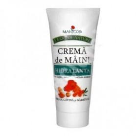 Crema de maini hidratanta 100 ml(ARGAN, CATINA, GALBENELE)